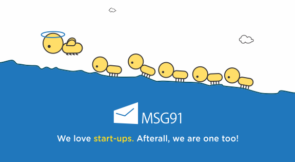 To All The Startups Out There- Dazzle Your Clients With MSG91 Startup Policy!