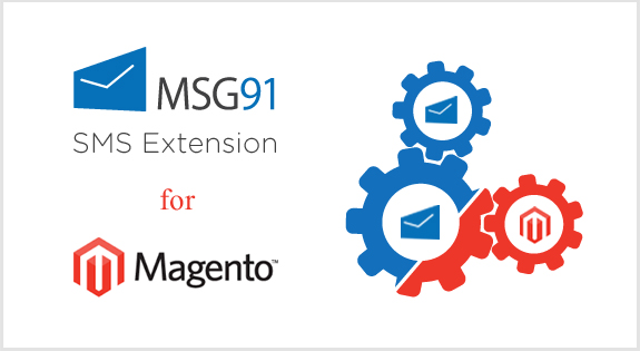 How To Install And Send SMS With MSG91 SMS Extension For Magento