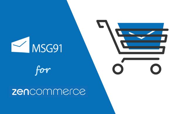 How To Integrate MSG91 SMS API With Zencommerce Software