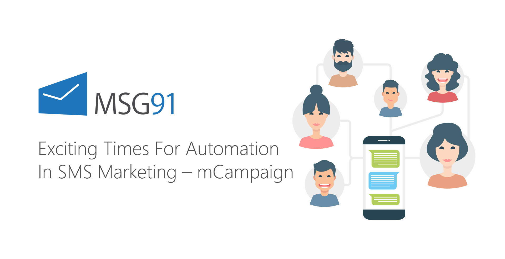 Exciting Times For Automation In SMS Marketing - mCampaign