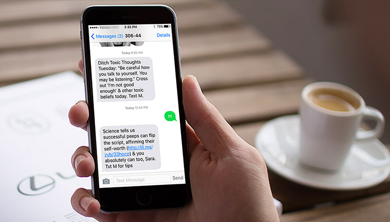 Users Actually Enjoy These 7 Types of Text Messages