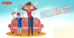 Britannia khao world cup jao